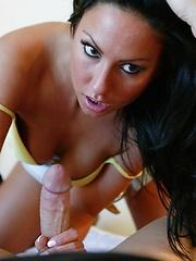 Young slut gets the hard fuck that she deserves